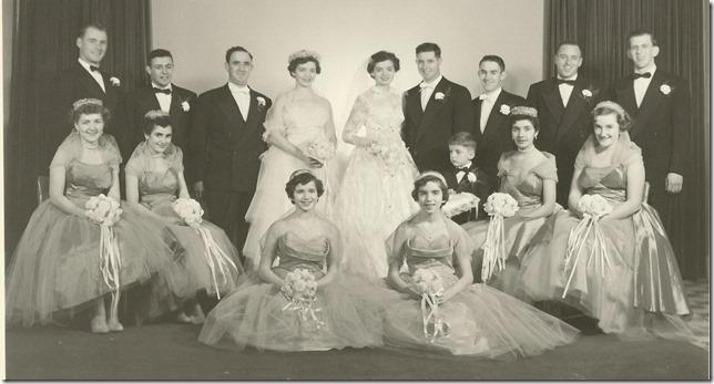 Wedding Party 1953 new