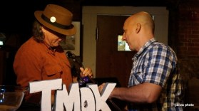 TMax & Joe Thomas...I get by with a little help from my friends.