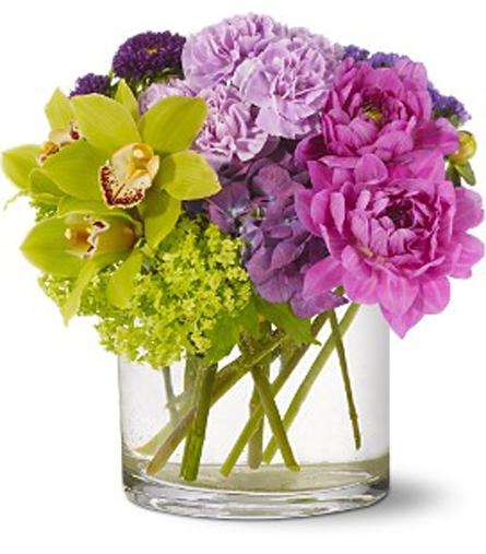 Ford floweral arrangement