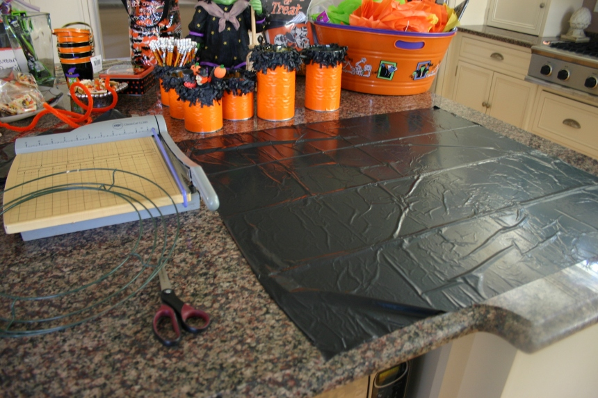 Halloween whreath 207
