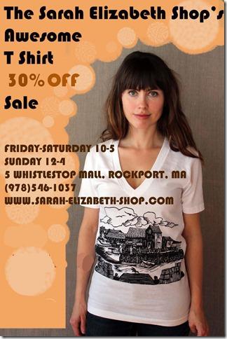 July T Shirt sale