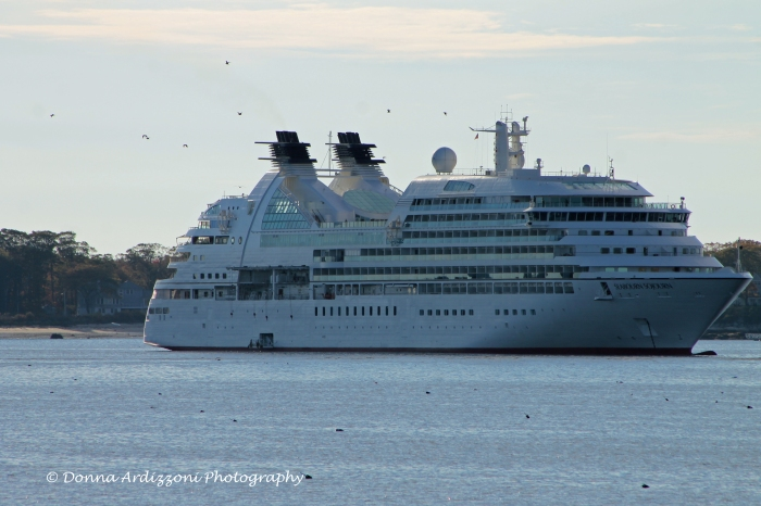 October 23, 2013 the Seabourn