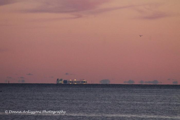 October 25, 2013 barge