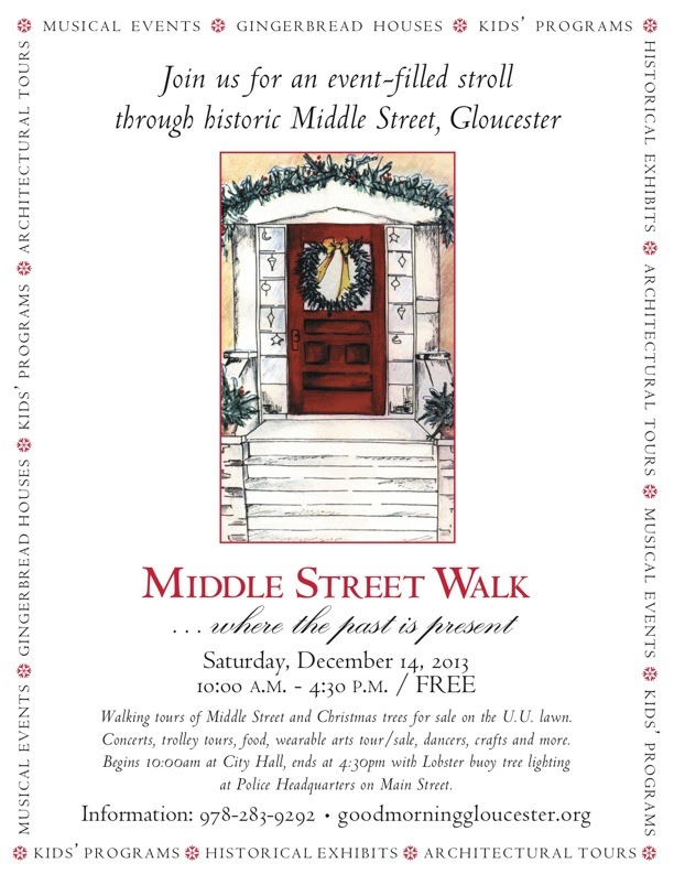 2013 Middle Street Poster 8.5x11