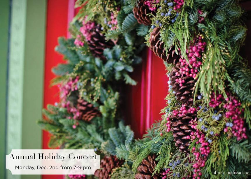 Willowdale Estate Holiday Concert