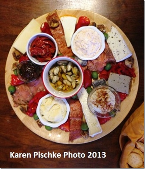 Appetizer Tray GMG