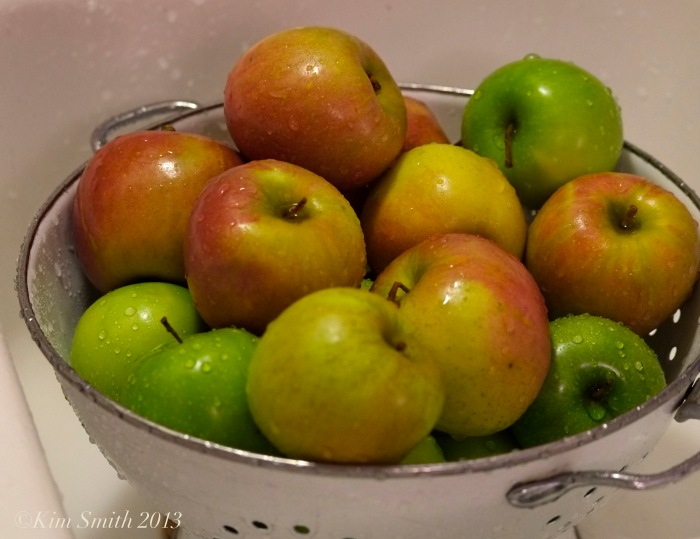 Apples ©Kim Smith 2013.