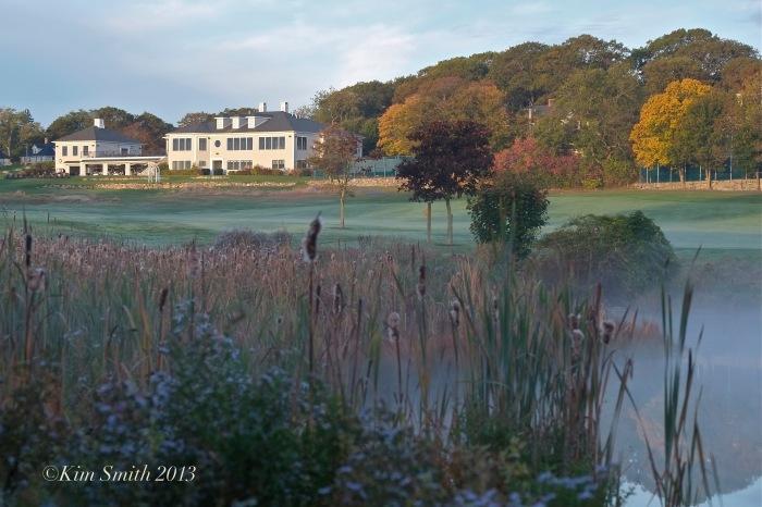 Bass Rocks Golf Club -1 ©Kim Smith 2013