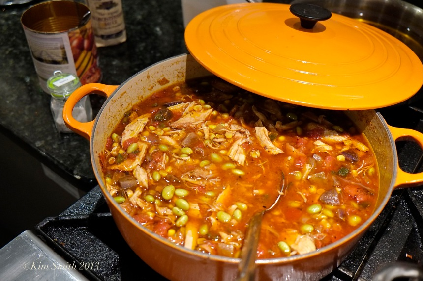 Brunswick Stew ©Kim Smith 20132