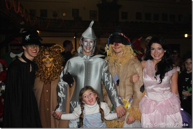 City Hall Halloween Party 060