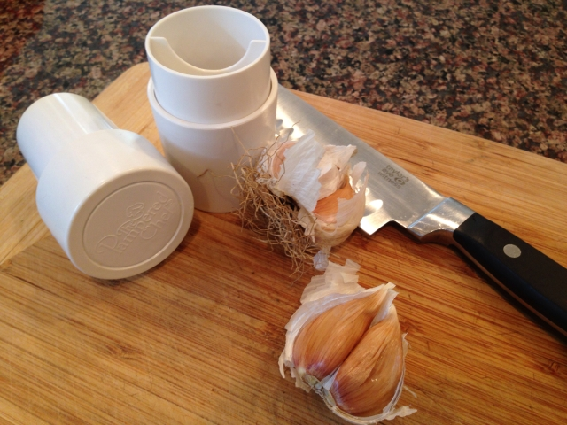 garlic slicer photo