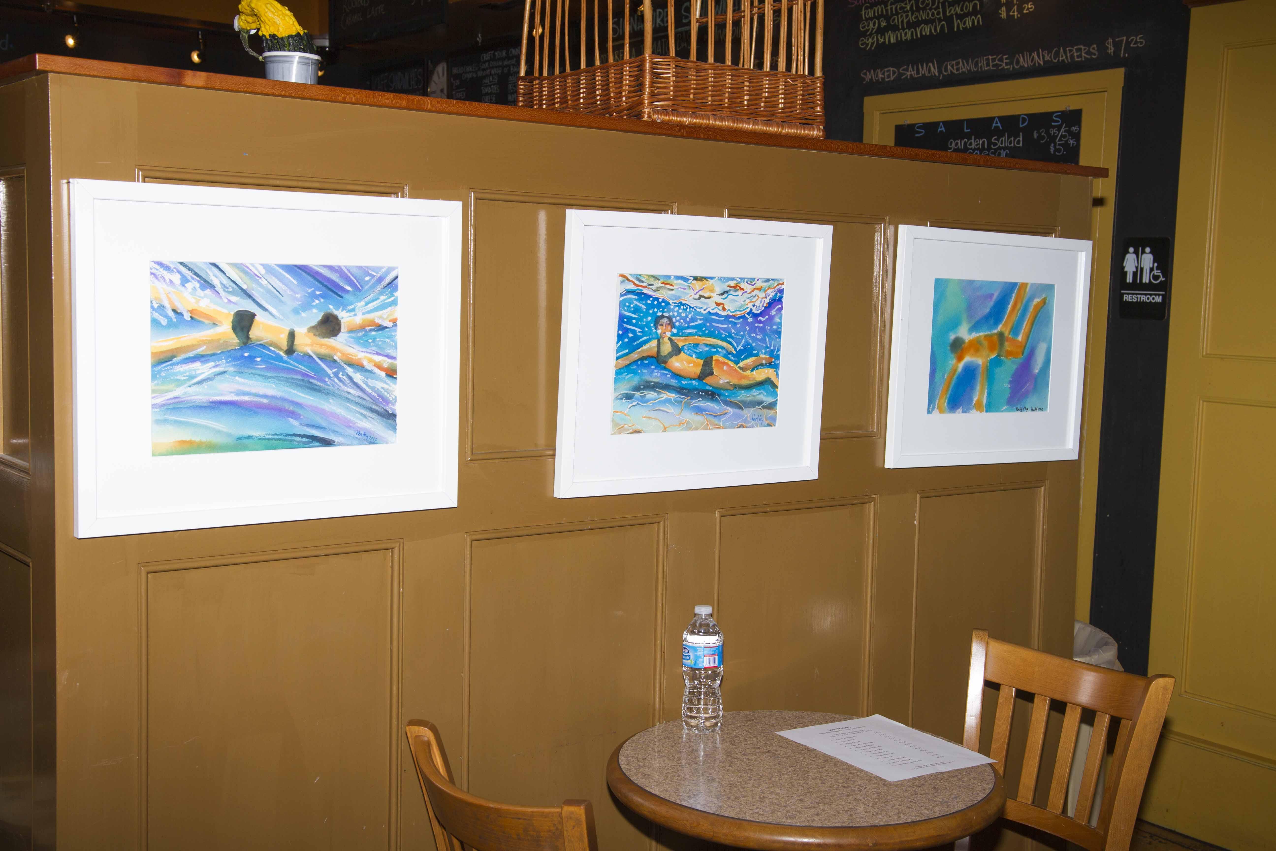 Salt Water: Paintings by Hartley Ferguson | GoodMorningGloucester