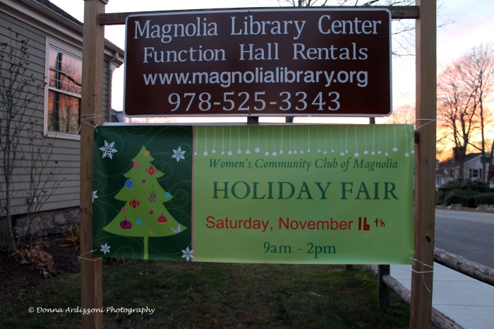 November 14, 2013 Holiday Fair