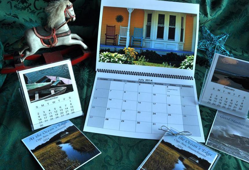 sharon calendar set up