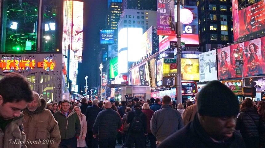 Times Square ©Kim Smith 2013