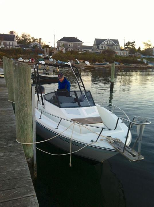 Woods Hole Yacht Club
