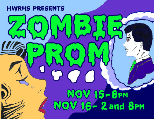 Good Morning Zombie Tips : Zombie prom