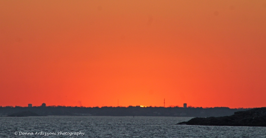 December 28, 2013 tangerine sky