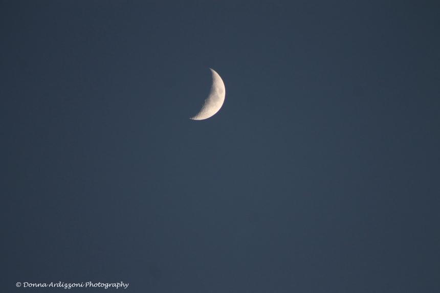 December 7, 2013 quarter moon