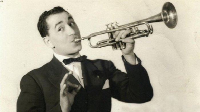 Louis prima trumpet