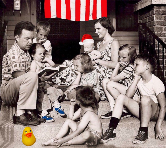 Christmas on the Fourth of July, 1955