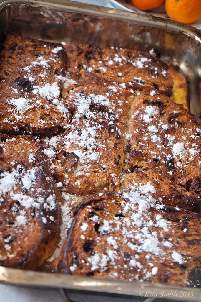 Panetonne French Toast ©Kim Smith 2013 copy