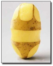 This is a photo of a sexy potato which has nothing whatsoever to do with this post.