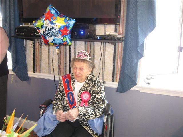 100th birthday! 001