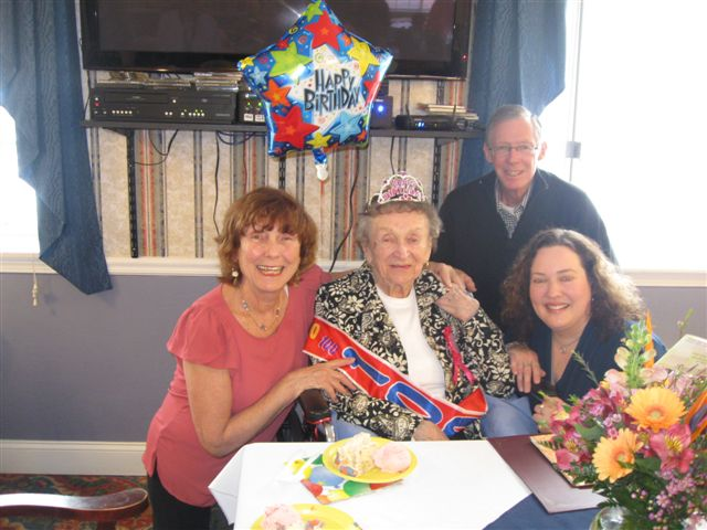 100th birthday! 011