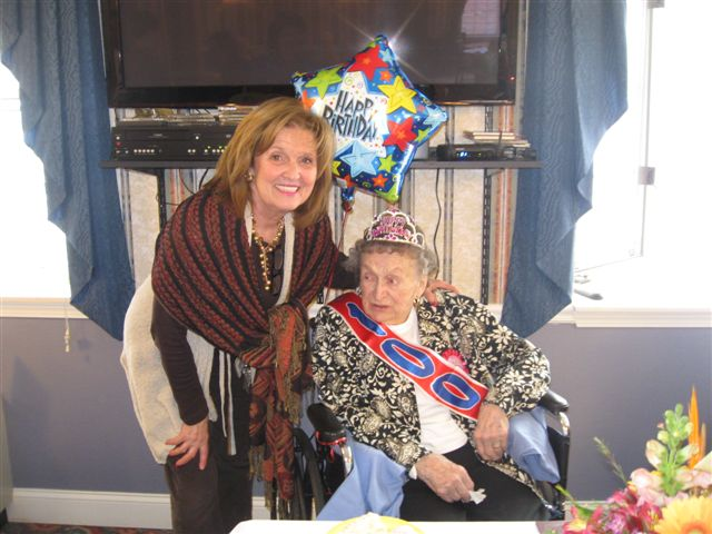 100th birthday! 012