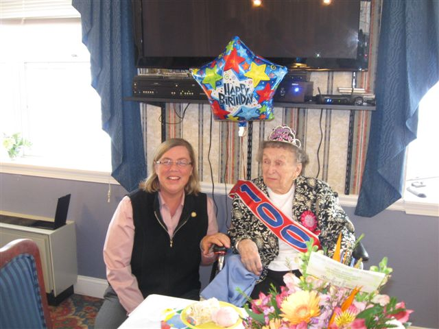 100th birthday! 018