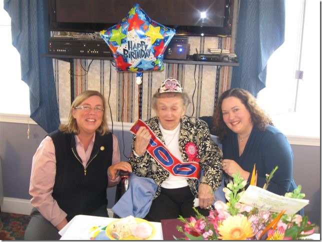 100th birthday! 033
