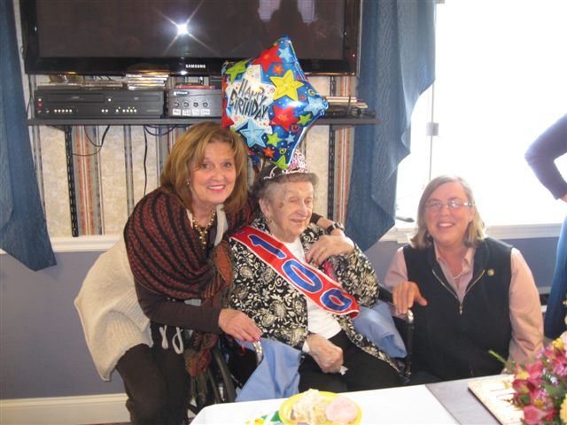 100th birthday! 038