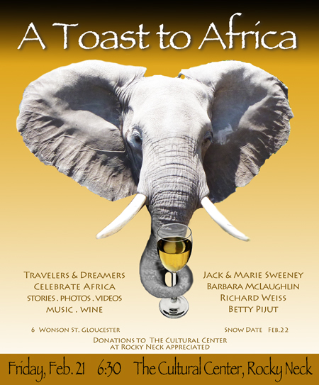 a toast to africa