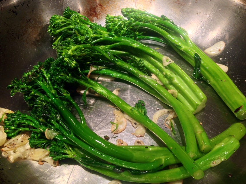 Broccoli Rabe