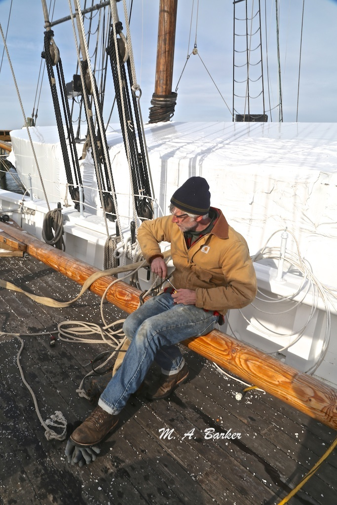cleaning the bilge 476 (1)