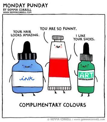comp colors