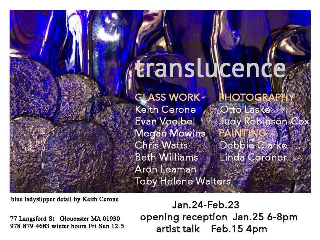 flatrocks translucence postcard