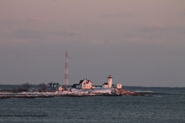 January 22, 2014 abcdeEastern Point Lighthouse from the Hammond Castle