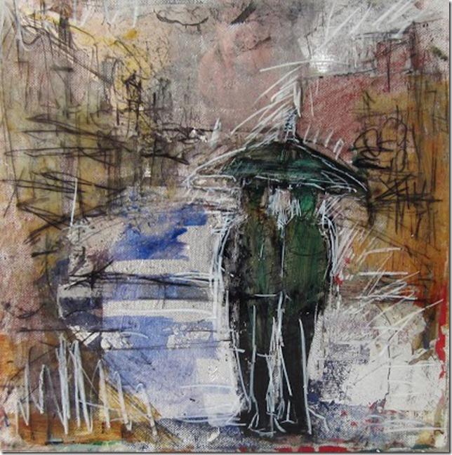 West End Rain-Debbie Clarke