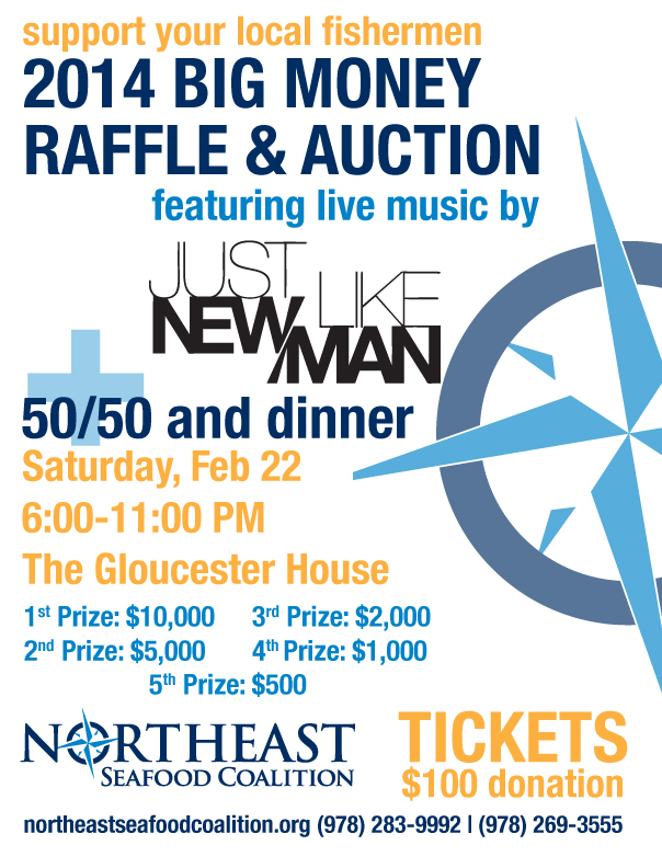 2014 Auction Flyer_northeast seafood coalition