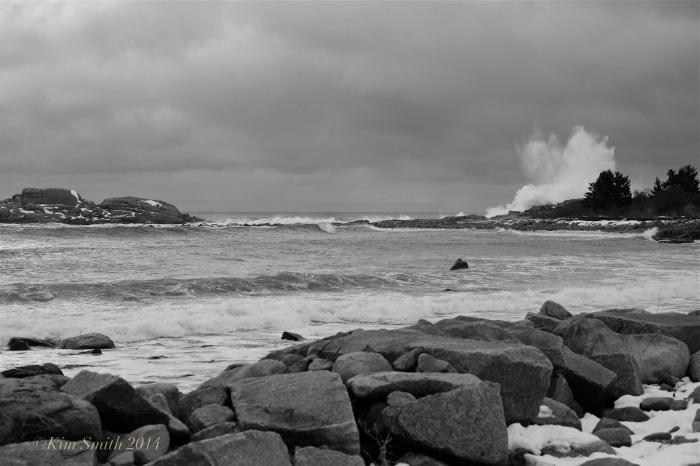 Brace Cove Brace rock ©Kim Smith 2014