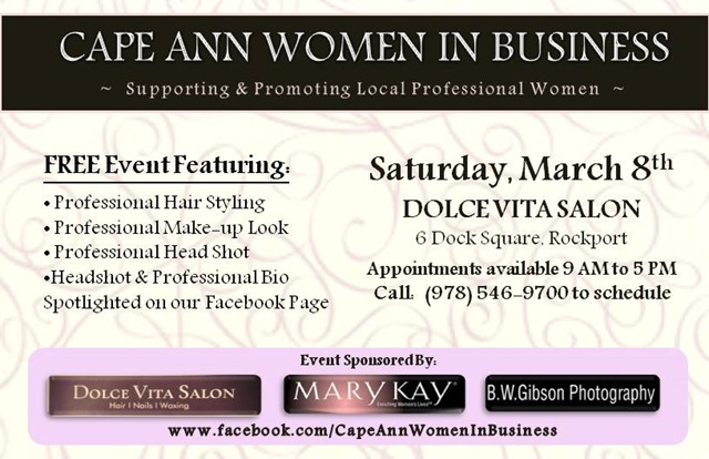 Cape Ann Women in Business