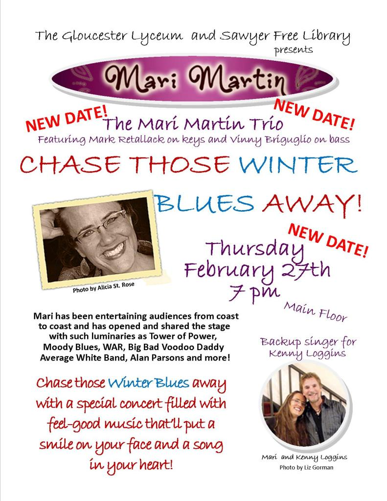 Chase Those Winter Blues Away Concert