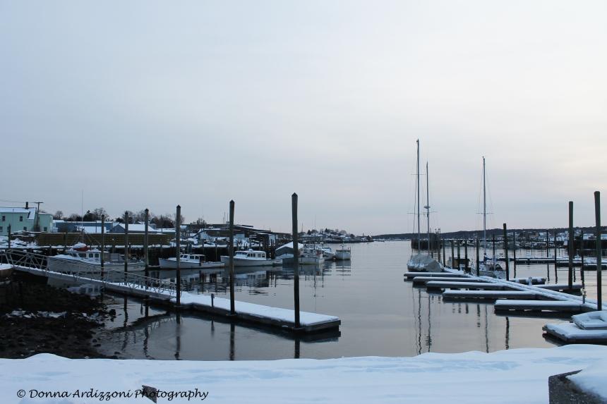February 12, 2014 calm before the storm Cripple Cove