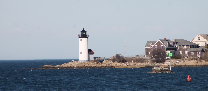 February 21, 2014 Annisquam Light House