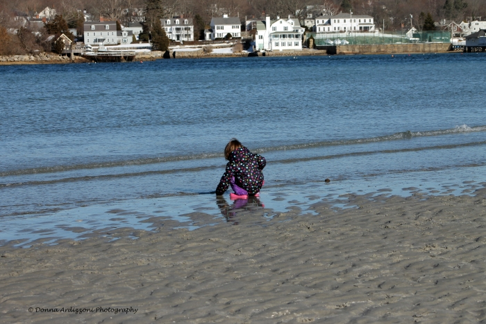 February 21, 2014 love the boots at the beach