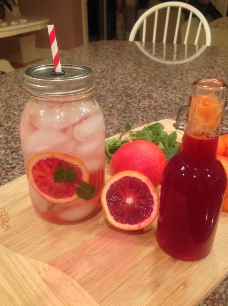 orange water 2