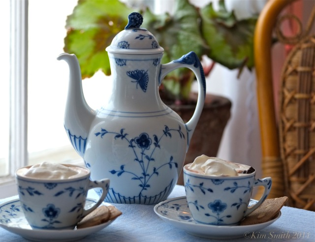 Parisian Hot Chocolate ©Kim Smith 2014