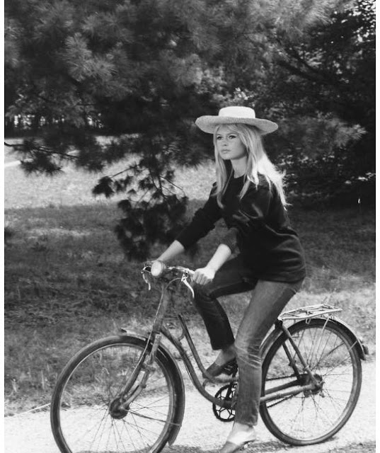 Brigitte Bardot on the filming of A Very Private Affair in 1961.